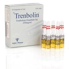 Trenbolin ampoules